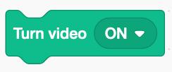 Bloque activar - desactivar la webcam
